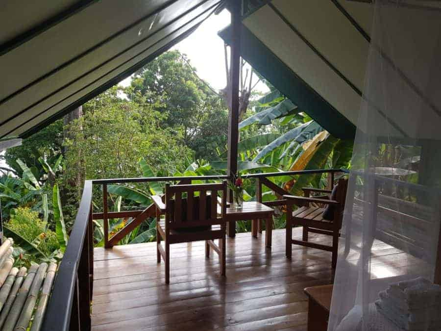 Tree house in Costa Rica